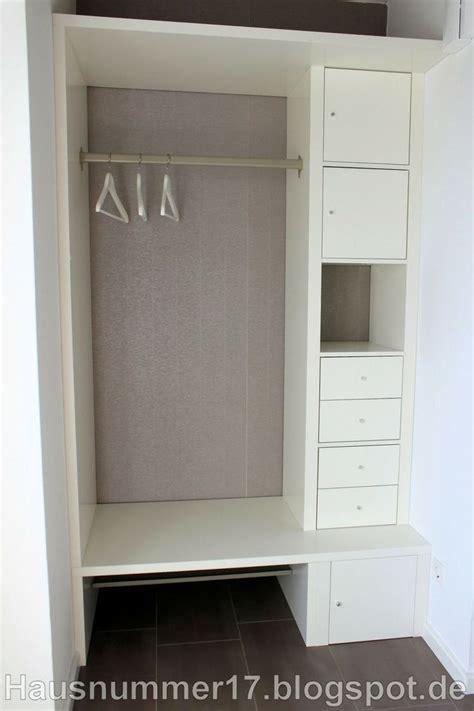 Besta Als Kleiderschrank by Bautagebuch Prohaus Hausnummer 17 Ikea Hack Eine Flur