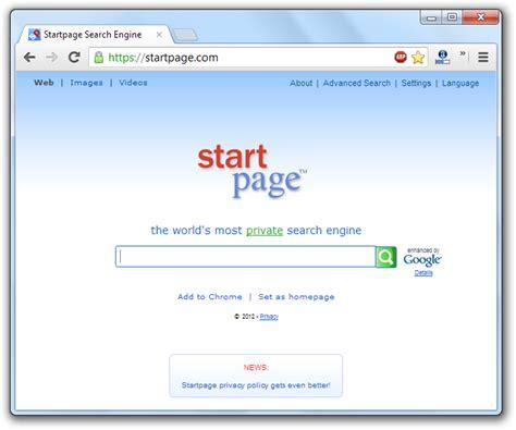 startpage moteur de recherche s 233 curis 233