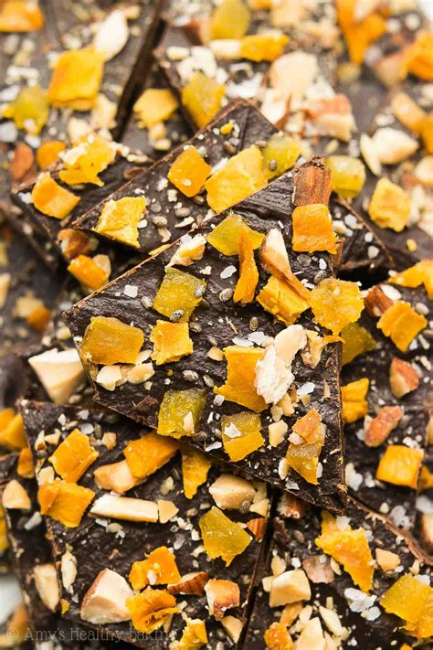 Bark Detox by Detox Superfood Chocolate Bark S Healthy Baking