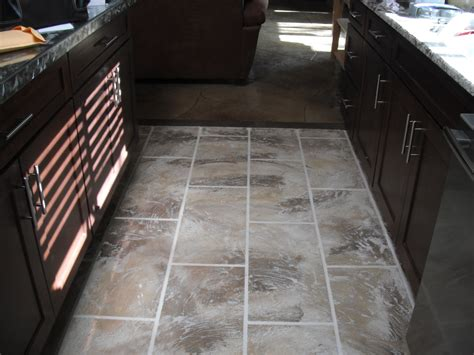 concrete kitchen flooring tucson concrete floors decorative concrete flooring
