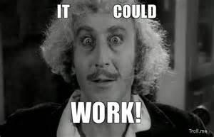 Young Frankenstein Meme - happy halloween monsters at the umfa umfa blog