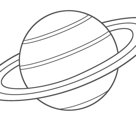 saturn coloring page saturn planet coloring pages