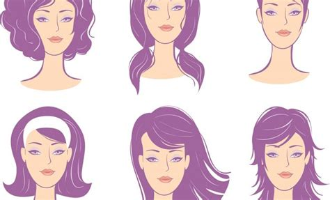 different hair for differen head shapes top hairstyles for different face shapes trending dubai
