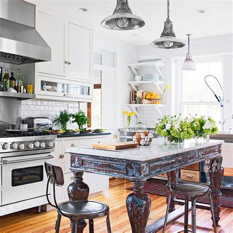 heir and space tables as kitchen islands heir and space tables as kitchen islands