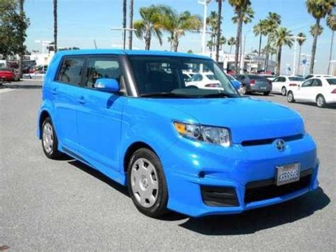 photo image gallery touchup paint scion xb in voodoo blue 8t6