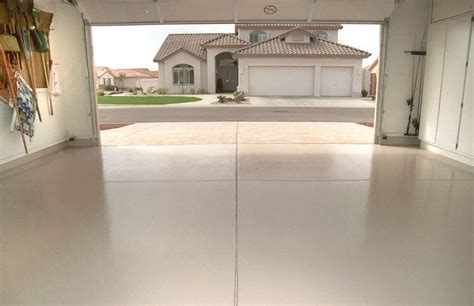 benefits of epoxy flooring nashville garage floor coatings
