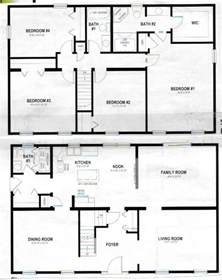 house for plans best 25 two story houses ideas on house
