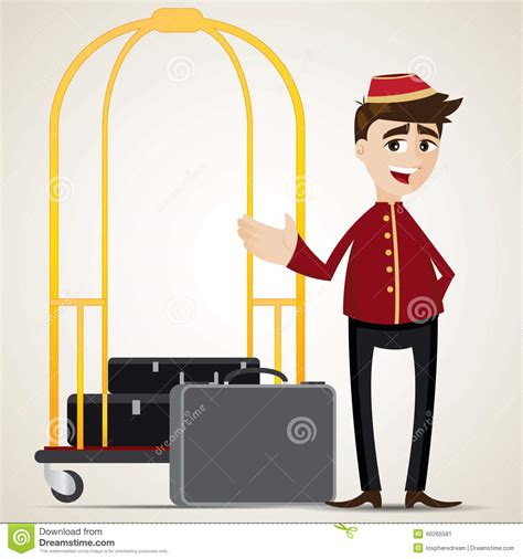 Trolley Bellboy image gallery hotel with trolley bags