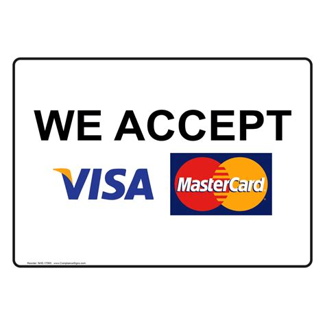What To Put As Billing Address For Visa Gift Card - we accept visa mastercard sign nhe 17965 payment policies