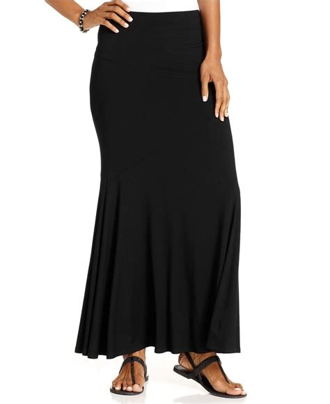pin by the scoop on how to wear maxi skirts