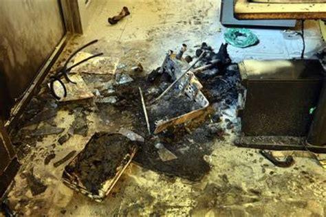 uffici aler occupazioni incendio doloso in sede aler 171 una bomba