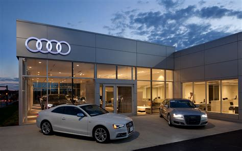Audi Showroom And Service Center Audi Showroom Service
