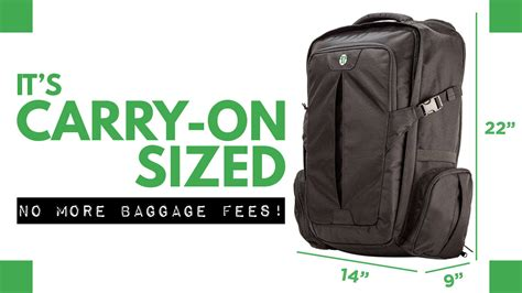 Carry On Backpack review tortuga backpack the best carry on backpack for