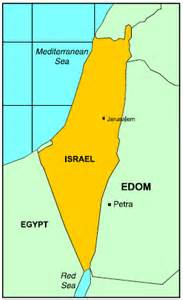 edom map one year bible december 13th one year bible readings