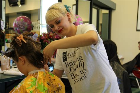 haircut deals for back to school everett beauty school offers free back to school haircuts