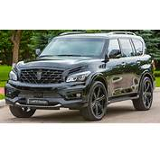 This Body Kit Fits Can Be Installed On QX80 Models Ranging From 2014