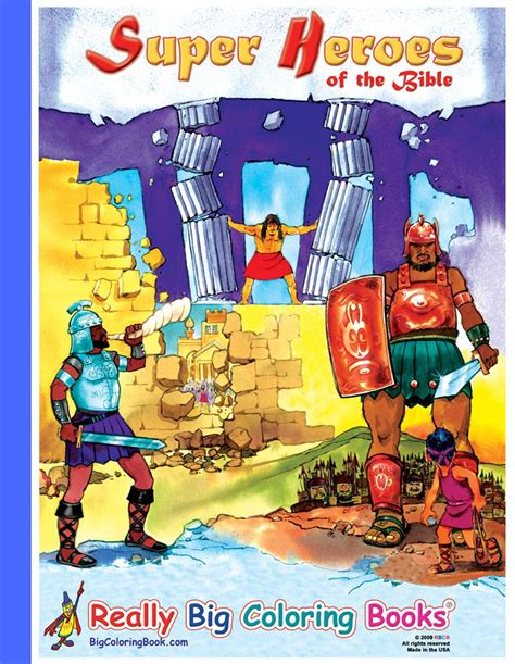 heroes storybook bible books coloring books heroes of the bible really big