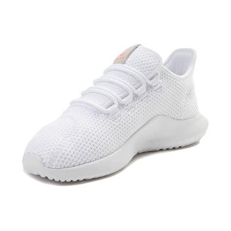 white athletic shoes for womens adidas tubular shadow athletic shoe white 436598