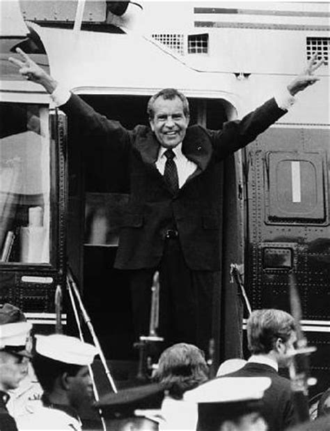Who Is The Only President To Resign From Office by Nixon Quits 36 Years On Media Myth Alert
