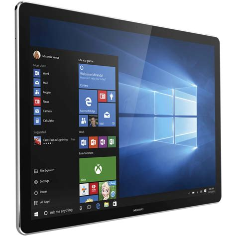 Tablet Huawei 2 Jutaan huawei 12 quot matebook 128gb tablet 53016527 b h photo