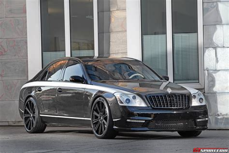 maybach 57s quot sir maybach quot by luxury inc gtspirit