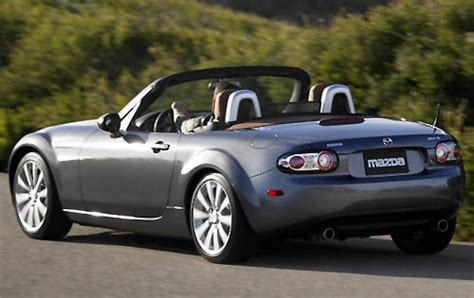 mazda 3 convertible 2007 mazda mx 5 miata information and photos zombiedrive