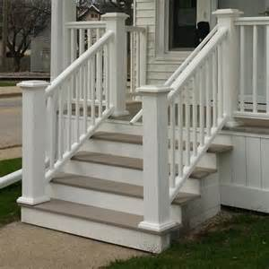 Stair Handrail Kits Exterior Stair Railing Kits Myfavoriteheadache