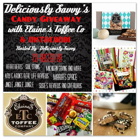 Candy Giveaway - candy giveaway with elaine s toffee co 04 13 tales from a southern mom