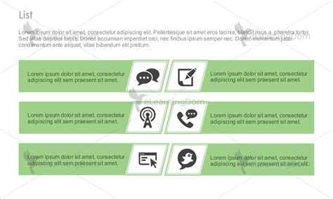 process layout features horizontal layout elearningdom