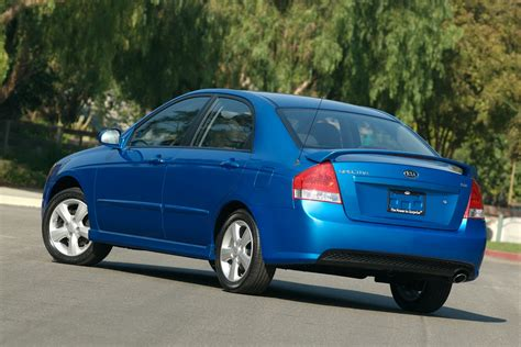 Kia Spectra Recalls Kia Recalling Spectra Models Fears That The Fuel Tank