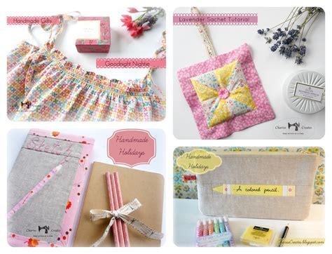 Handmade Patterns - charise creates november