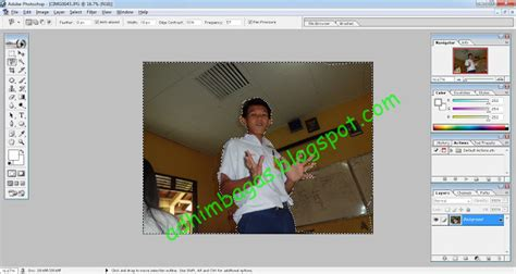 cara edit foto di photoshop seperti dslr cara membuat foto seperti dslr di photoshop all info