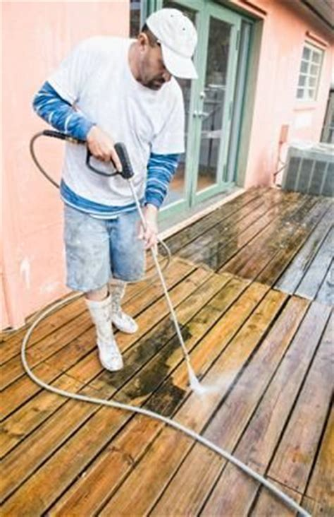 homemade deck cleaner recipes    space sparkling