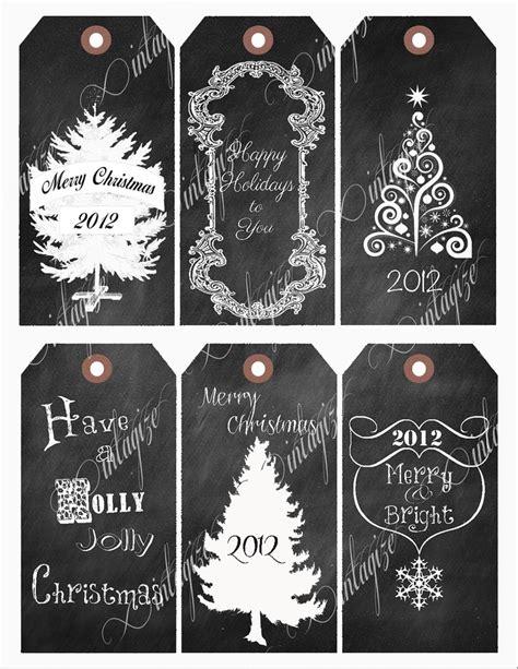 free printable chalkboard christmas gift tags printable chalkboard christmas 2013 gift tags original