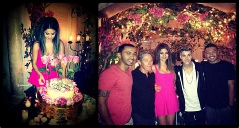 inside selena gomez s 20th birthday party details youtube selena gomez 20 birthday cake www pixshark com images