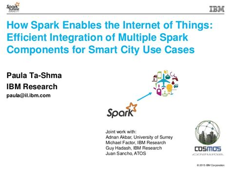 smart city use cases smart city studies and development notes books how spark enables the of things efficient