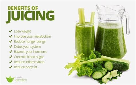 Juice Detox Diet Benefits by Image Gallery Juicing For Weight Loss