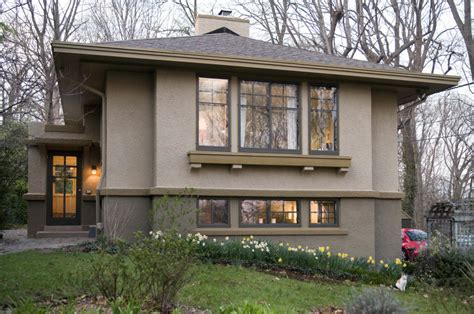 prairie style homes wrighten prairie style house colors historic house colors