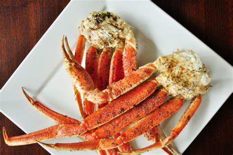 broiled king crab legs grilled crab legs