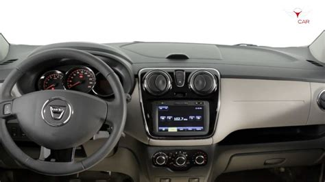 renault lodgy interior 2013 dacia lodgy interior youtube