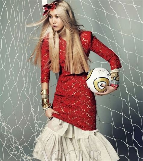 Maxi Miss Faiza be the reds vogue korea june 2010 velvet moon diaries