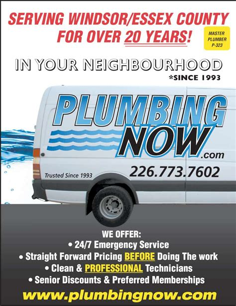 Plumbing Now Ottawa by Plumbing Now On 4255 Seventh Concession Rd