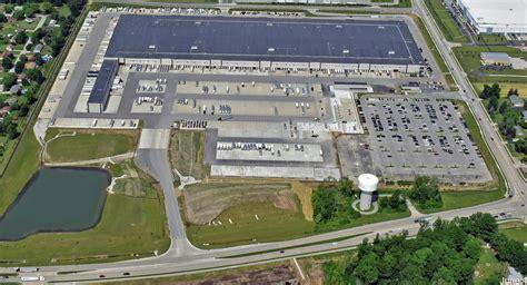 ups officially opens  indiana super hub logistics gateway