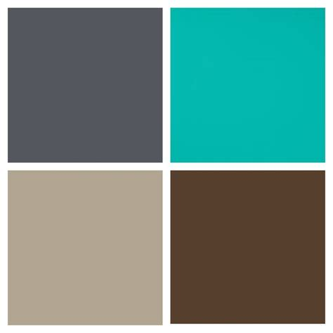 gray brown color orange turquoise brown grey color scheme search
