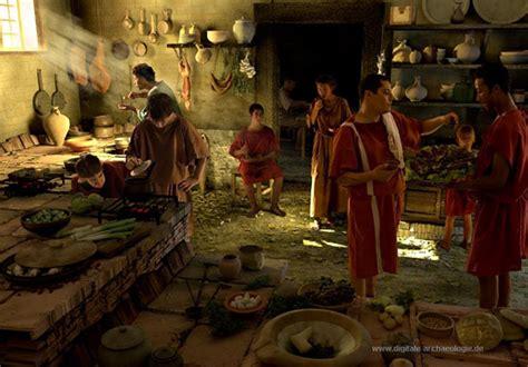 cucina antichi romani la cucina romana romanoimpero