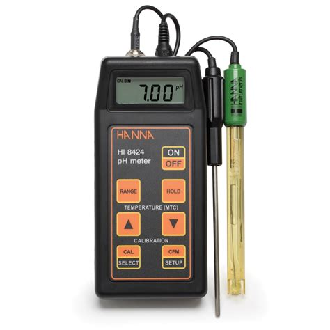 Hi 96107 Ph Meter ph meter calibration