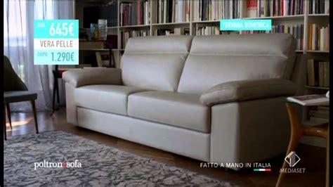 poltrone e sof 224 la ferilli dorme sul divano spot 2014