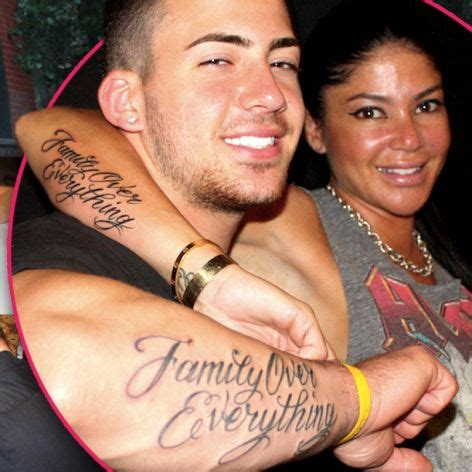family over everything tattoo luke wessman tattoos mob and in ny quot family