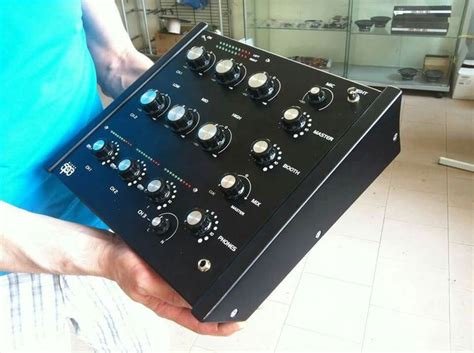 Mixer Audio Black Spider 12 Ch 97 best images about rotary mixers on models