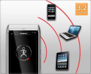 cara membuat jaringan wifi di nokia e63 punya hp symbian nganggur jadiin wi fi hotspot aja